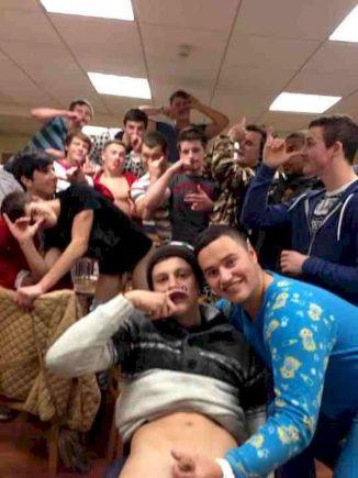 gays out of the closet - weird video