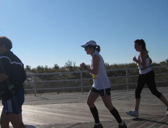 long run marathon training
