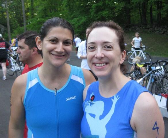 first triathlon, transition