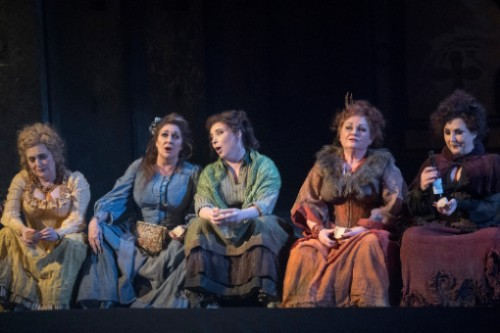 Stair Lighting In Edinburgh Eno's Jack The Ripper: The Women Of Whitechapel Gets Lost