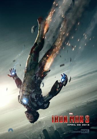Iron Man 3 - new teaser poster