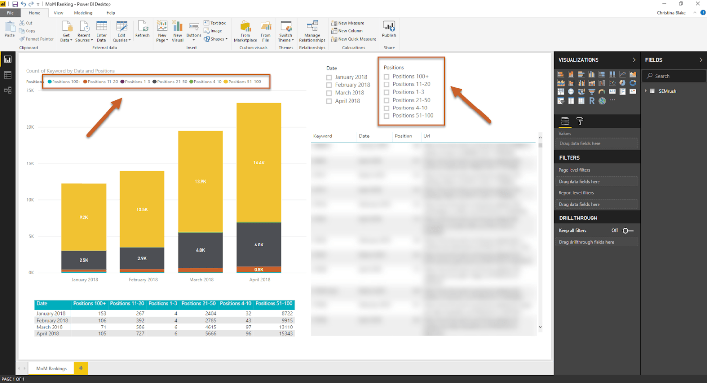 Bar Data How To Reorder The Legend In Power Bi Seer Interactive