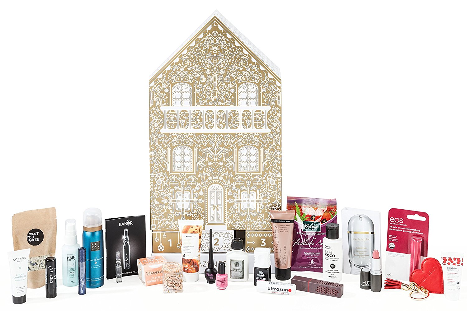 Adventskalender Rituals 2018 The Best Beauty Advent Calendars For 2017 Seesaw