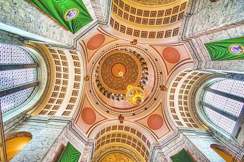 Take a Tour of the State Capitol
