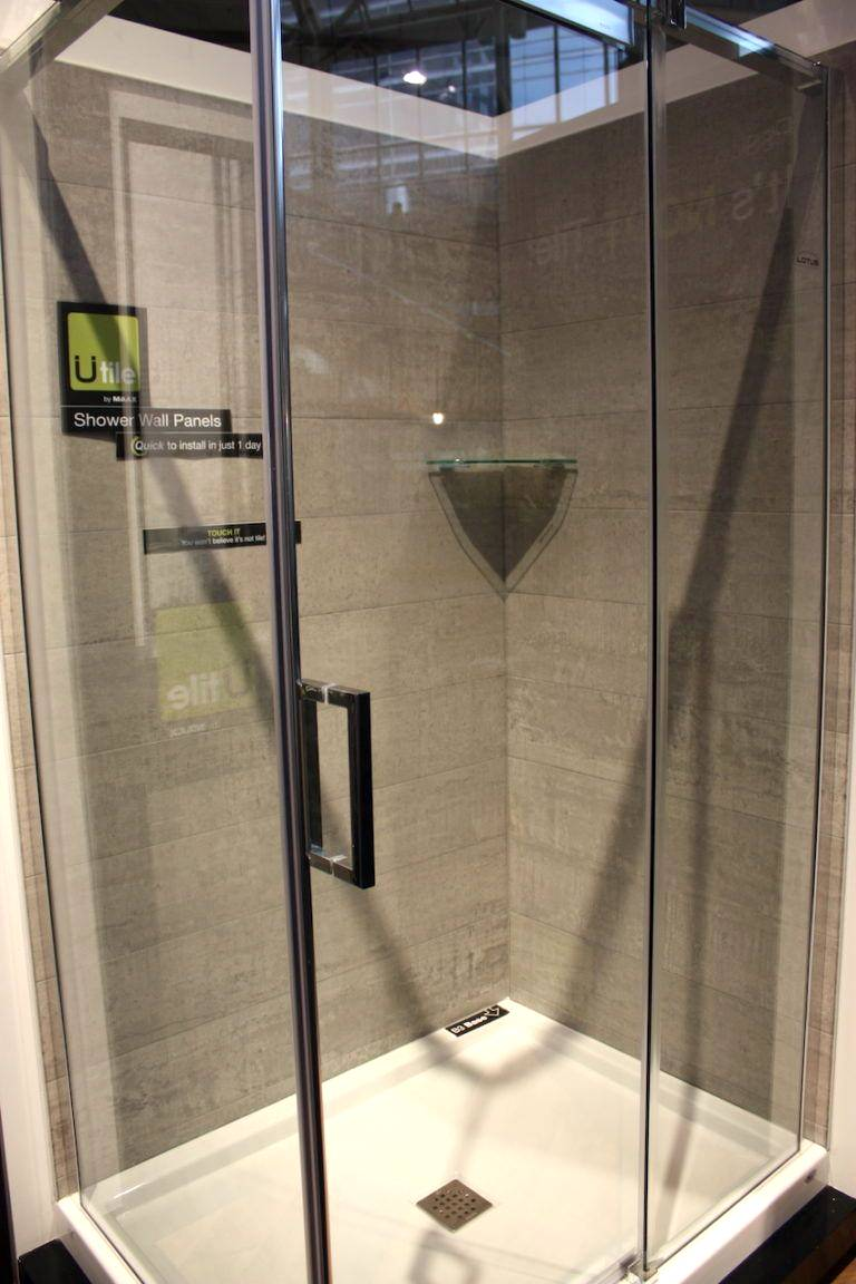Slate Shower Tile Inspiring Spa-like Bathroom Interior Design Ideas For