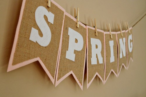 DIY Burlap Banner Halloween Craft Ideas Printable