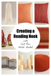 DIY: Creating a Reading Nook - See Vanessa Craft
