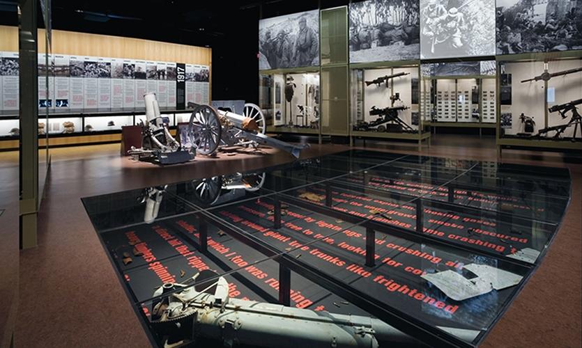 National World War I Museum Segd