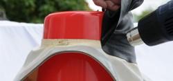 Kurzanleitung zum Manschettenwechsel © Yachticon GmbH