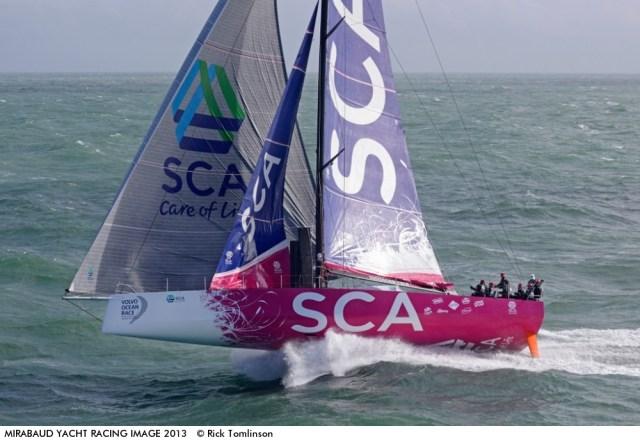 Volvo Ocean Race, Team SCA