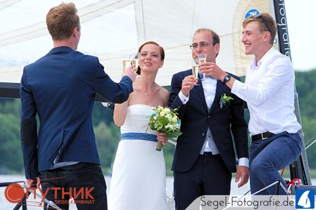Melges24, Hochzeit