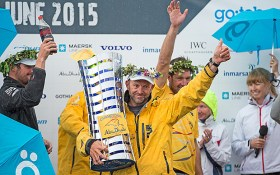 Volvo Ocean Race, Ian Walker