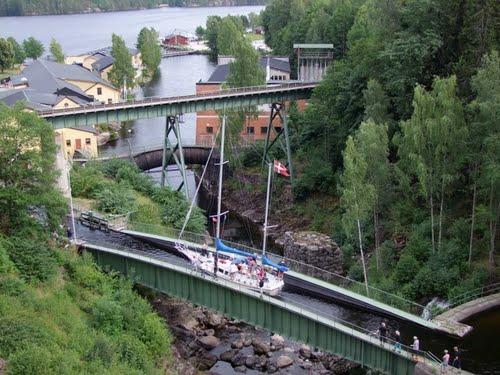Haverud Aquäduct