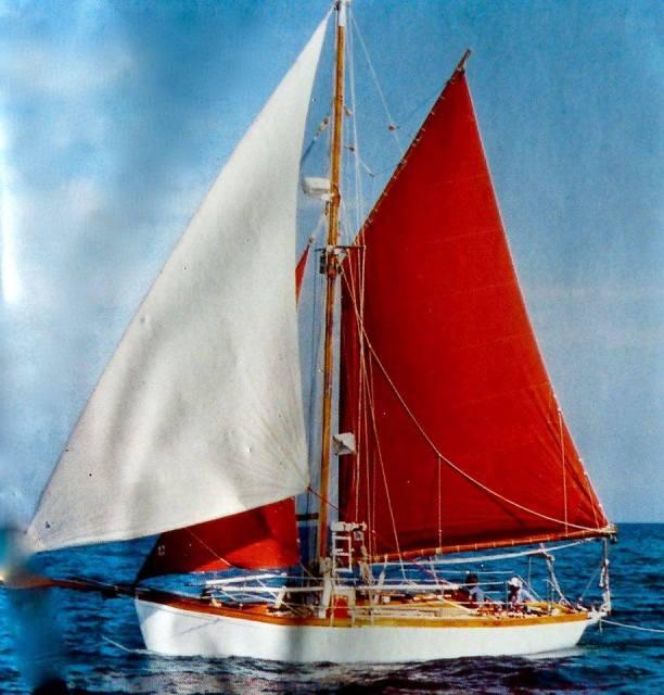 Helen Tew, 89 Jahre, Atlantik, Legende