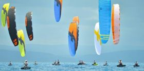 Kite Foil Gold Cup