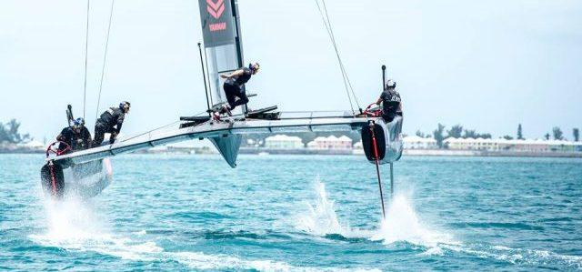 Oracle, America's Cup