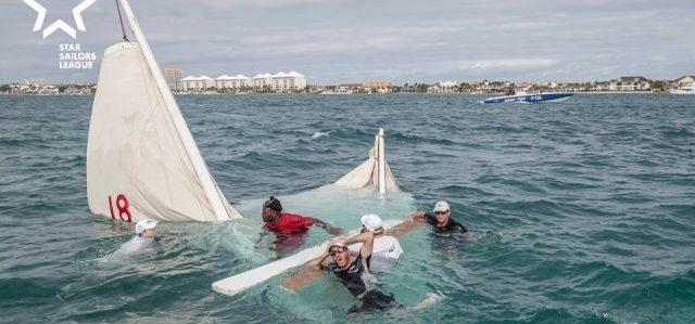 STar Sailors League, gekentert