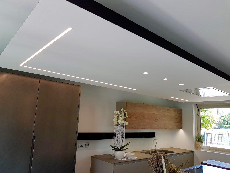 Lampadine Led Per Cucina: Faretti led illuminazione ambiente cucina ...