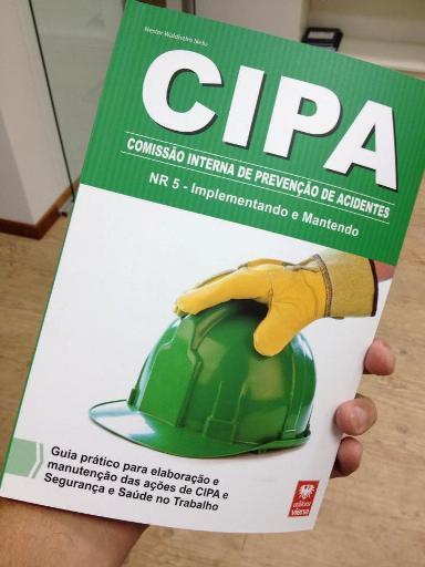 Livro CIPA -