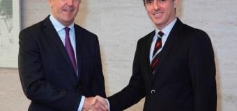 Iván de la Sota, nuevo Regional CEO de Allianz en IberoLatam, y José Luis Ferré le sustituye como CEO de Allianz en España