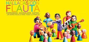 Huáscar Barradas y sus Hallacas con Flauta