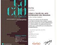 Venezuela: Dora Gabay explica el arte en la Venezuela de hoy