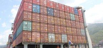 Rubros de primera necesidad arribaron al Puerto de La Guaira
