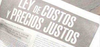 Venezuela: Sundde levanta estructuras de costos del pan