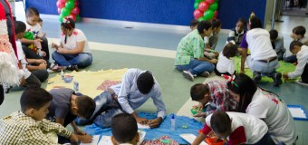 Venezuela: Bancaribe celebra la Navidad llenando de sonrisas y alegría a niños de cuatro casas hogar