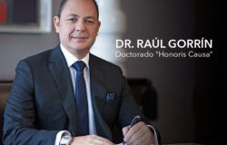 "Venezuela: Presidente de Seguros La Vitalicia, Dr. Raúl Gorrín, Doctorado ""Honoris Causa"""