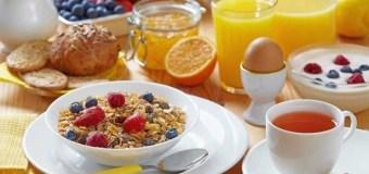Seis errores típicos a la hora de desayunar