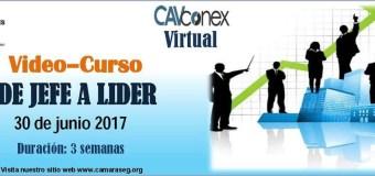 "Venezuela: CAV: curso en línea ""De jefe a líder"""