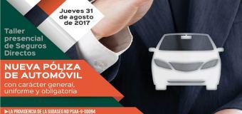 """Venezuela: Colegio de Productores de Seguros Gran Caracas invita al taller de """"Actualización de Seguro de Automóvil"""""""