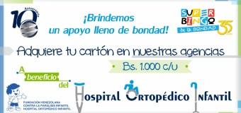 Venezuela: Por sexto año Banplus se suma a la venta del Súper Bingo de  la Bondad