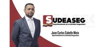 Venezuela: Designado Juan Carlos Cabello Mata como nuevo Superintendente de la Actividad Aseguradora