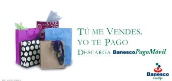 """Venezuela: Banesco lanza su nuevo servicio """"Pagomóvil"""" para realizar pagos de forma inmediata"""