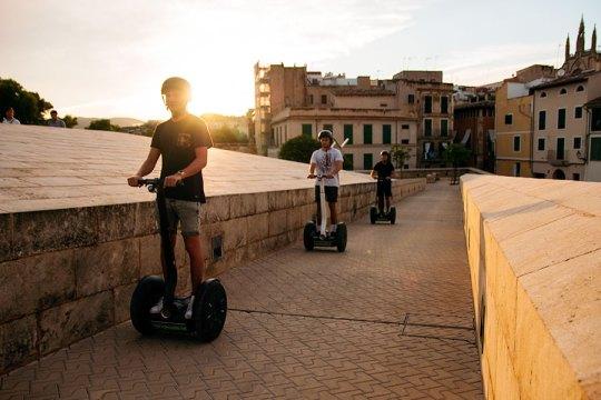 Segway Tours Palma Mallorca