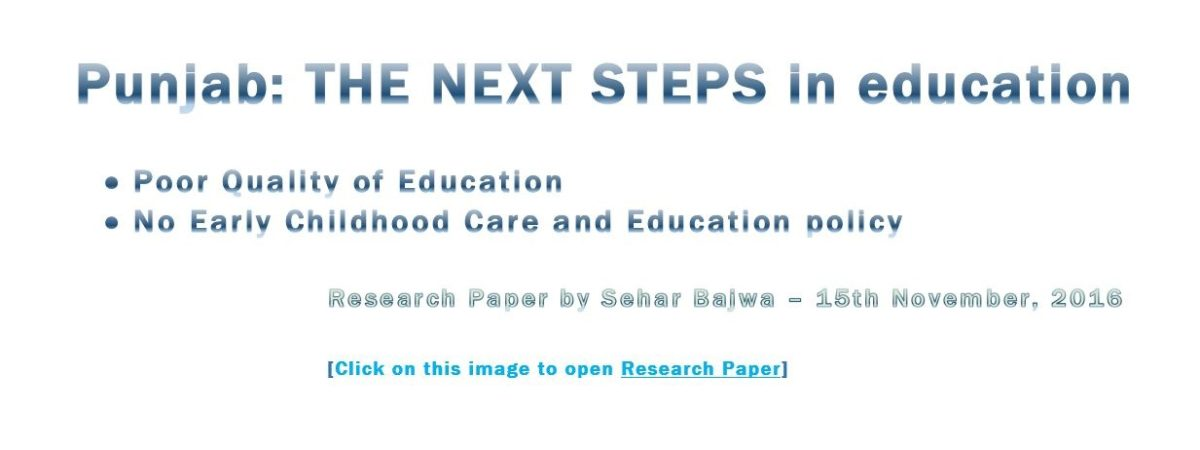 Research Paper-Quality of Education - what is a research paper