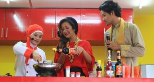 Cooking Demo with Chef Yeni - kecap ABC Peduli