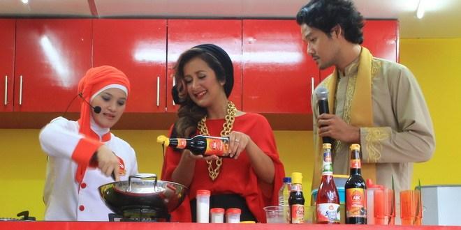 Cooking Demo with Chef Yeni - kecap ABC Peduli