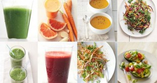 hidup sehat secara alami perbaiki pola makan