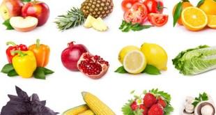 Sehat alam- Diet serat - perbaiki pencernaan 1