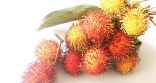Sehat alami - Rambutan buah lokal _9914