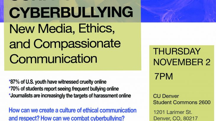 CONFRONTING CYBERBULLYING New Media, Ethics, and Compassionate