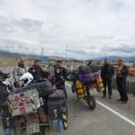 zufällige Begegnung im Altai