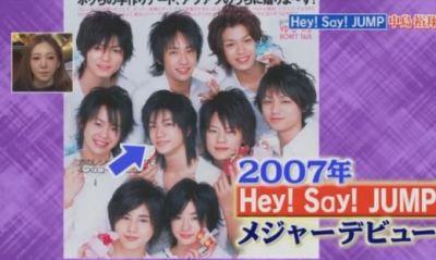 Hey! Say! JUMPデビュー