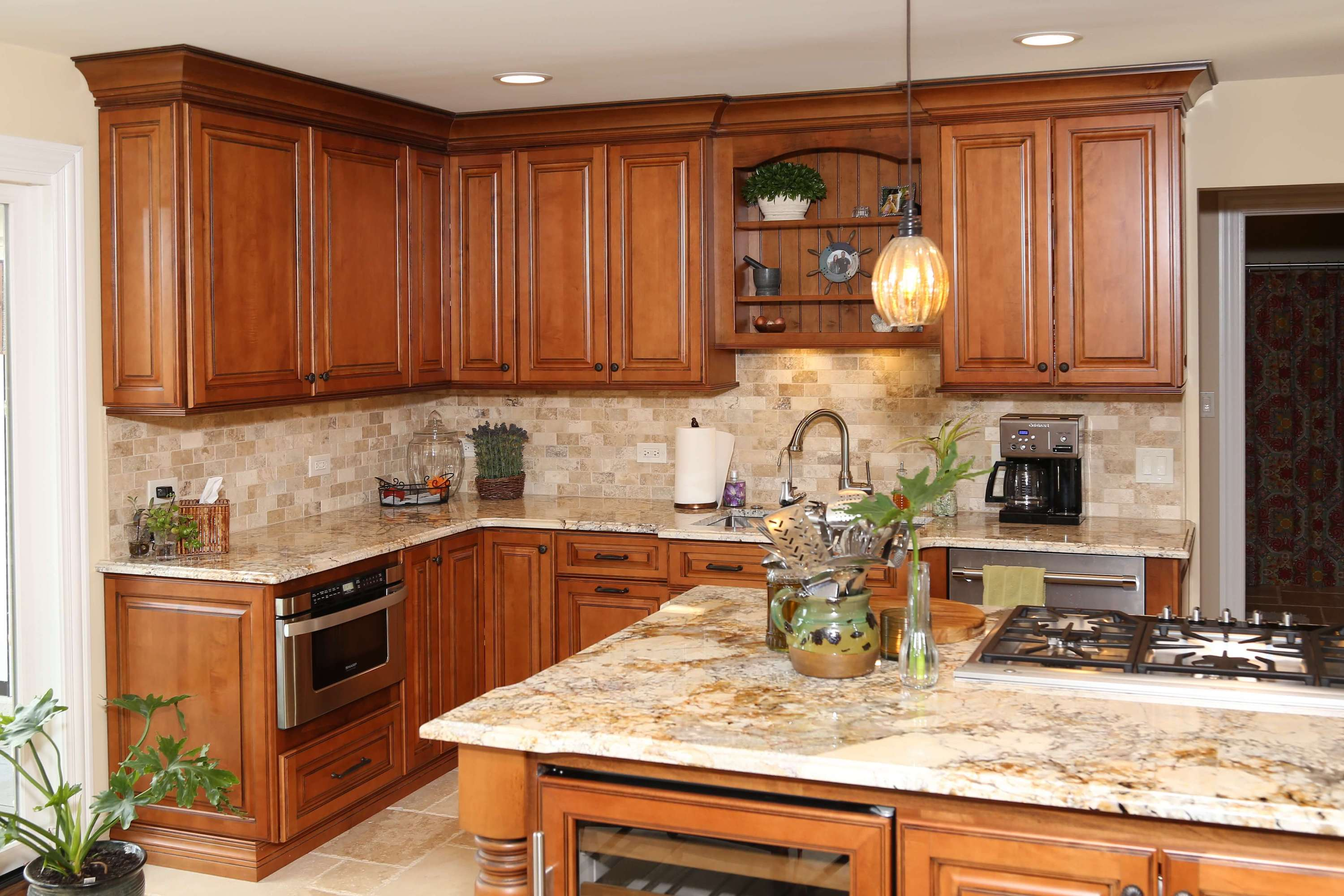 Kitchen Cabinets Near Elgin Il Before And After Galleries Seigles Cabinet Center