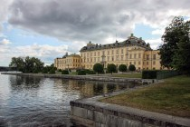 Royal Palace Of Drottningholm - Front view