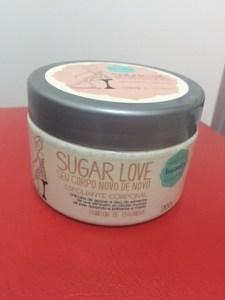 Esfoliante Sugar Love