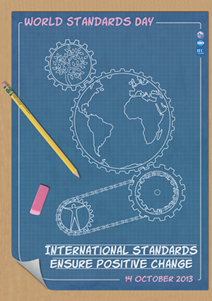 International Standards Ensure Positive Change